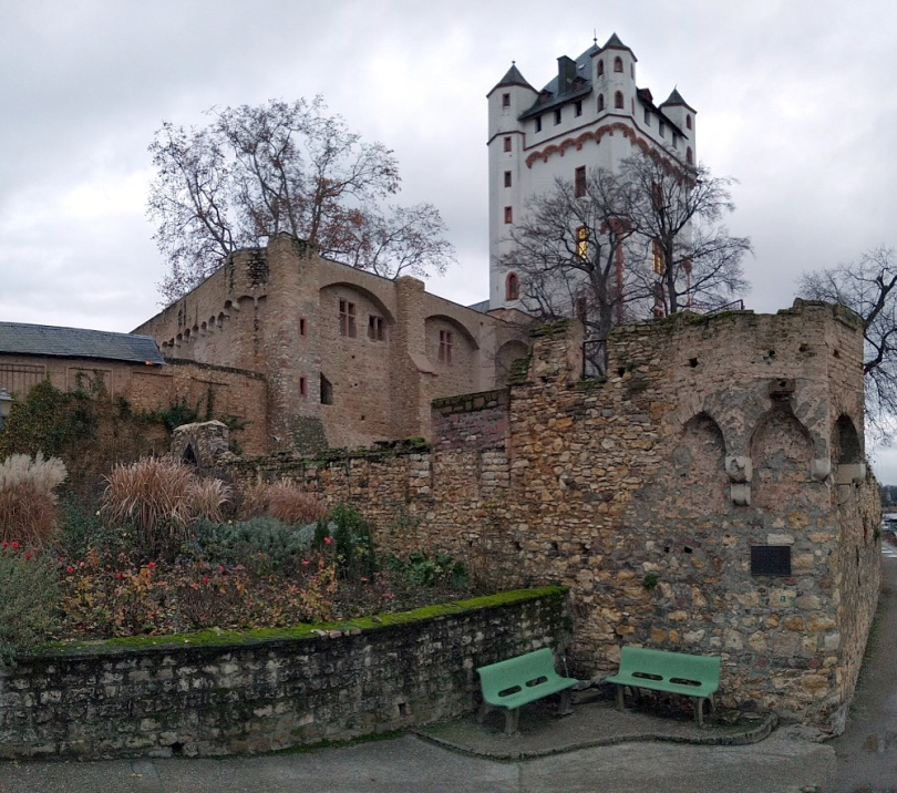 Kurfürstliche Burg Eltville. Foto: Simon Colin